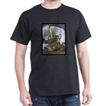 Sippin From The Saucer Dark T-Shirt