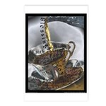 Sippin From The Saucer Postcards (Package of 8)