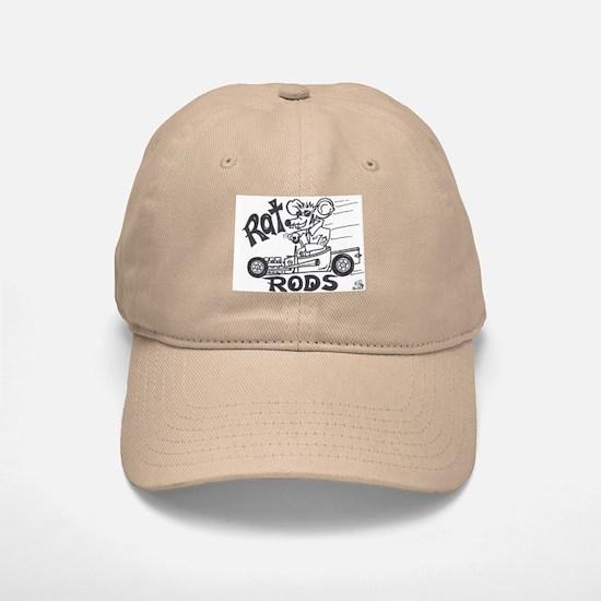 Cool Ratrod Roadster T Baseball Baseball Cap