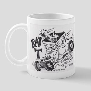 """Ratrod """"T"""" Mug  Kustom"""