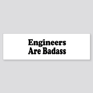 engineer5 Bumper Sticker