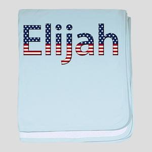 Elijah Stars and Stripes baby blanket
