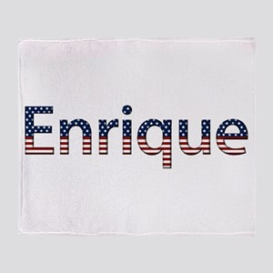 Enrique Stars and Stripes Throw Blanket