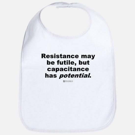 Resistance may be futile -  Bib
