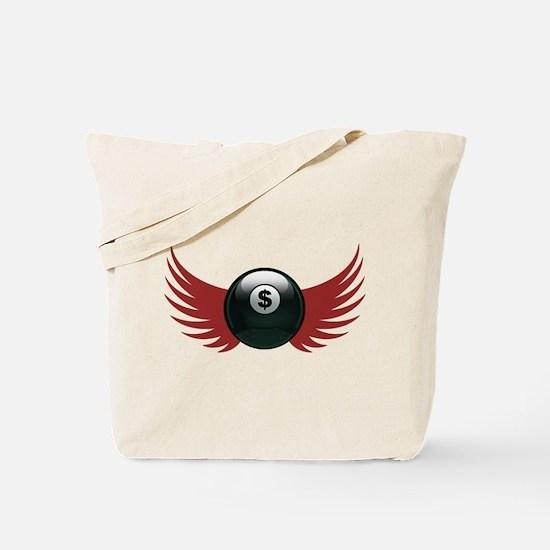 The Money Ball Tote Bag