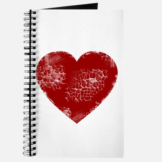 Distressed Heart Journal