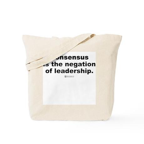 Consensus Leadership - Tote Bag