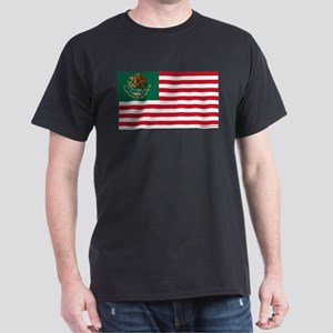 Mexican American Flag Kids T-Shirt