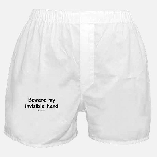 Invisible Hand -  Boxer Shorts