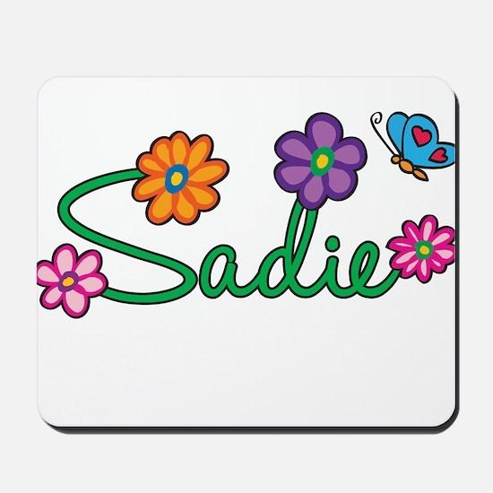 Sadie Flowers Mousepad