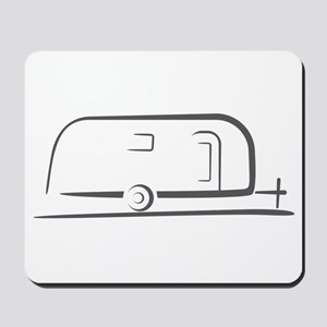 Airstream Silhouette Mousepad