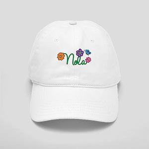 Nola Flowers Cap