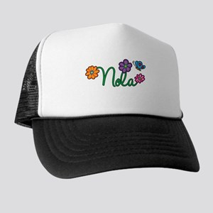 Nola Flowers Trucker Hat