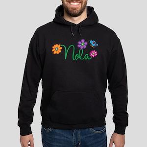 Nola Flowers Hoodie (dark)