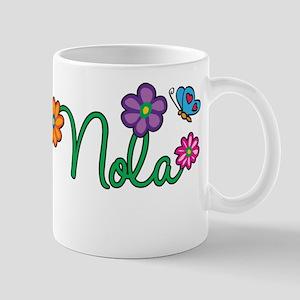 Nola Flowers Mug