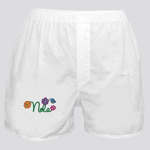 Nola Flowers Boxer Shorts
