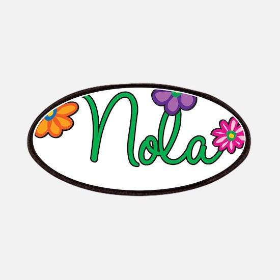 Nola Flowers Patches