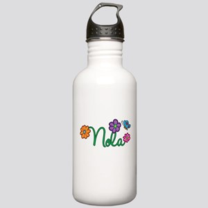 Nola Flowers Stainless Water Bottle 1.0L