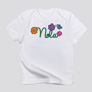 Nola Flowers Infant T-Shirt