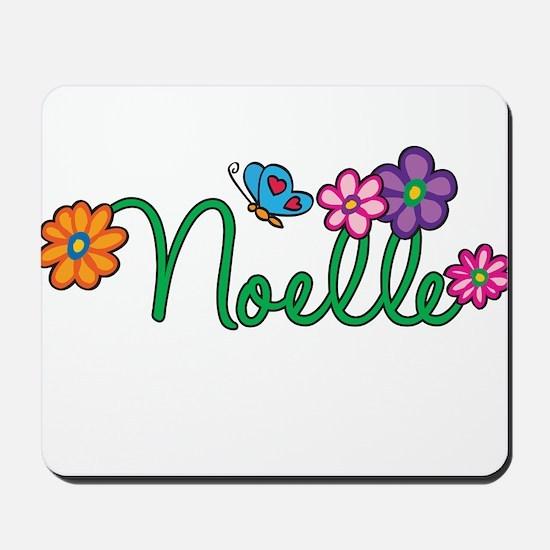 Noelle Flowers Mousepad