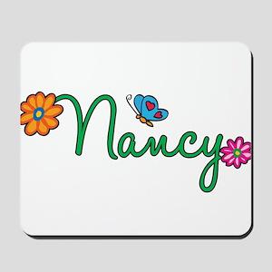 Nancy Flowers Mousepad