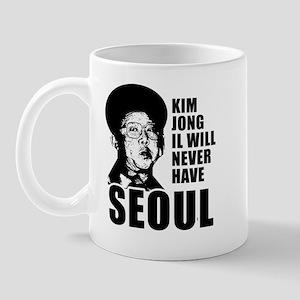 Kim Jong Il has no Seoul -  Mug