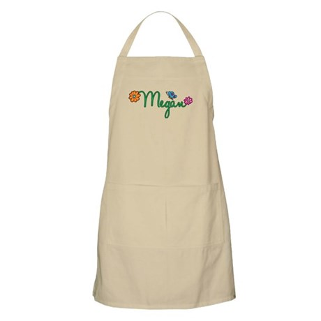 Megan Flowers Apron