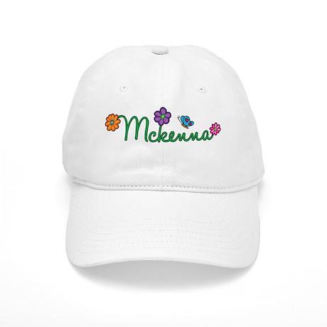 Mckenna Flowers Cap