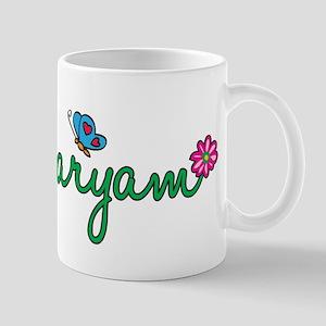 Maryam Flowers Mug