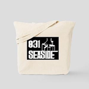 Seaside -- T-Shirt Tote Bag