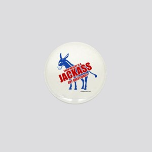 Jackass, any questions? - Mini Button
