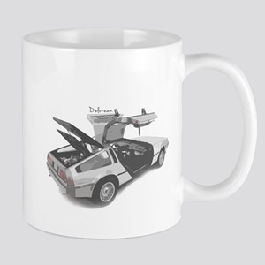 Delorean Mug