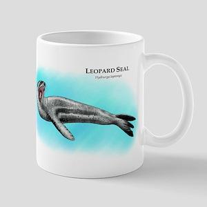 Leopard Seal Mug