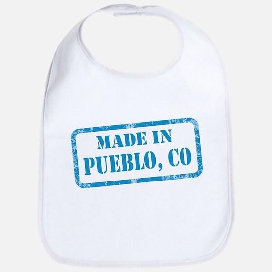 MADE IN PUEBLO Bib