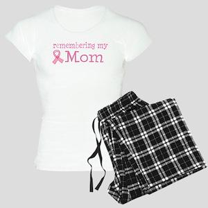 Breast Cancer Mom Women's Light Pajamas