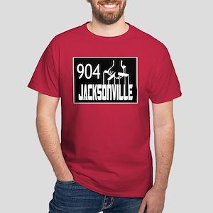 Jacksonville -- T-Shirt Dark T-Shirt