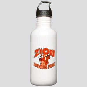 Zion National Park Squirrel Stainless Water Bottle