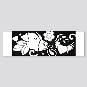 Tattoo Strip Sticker (Bumper)