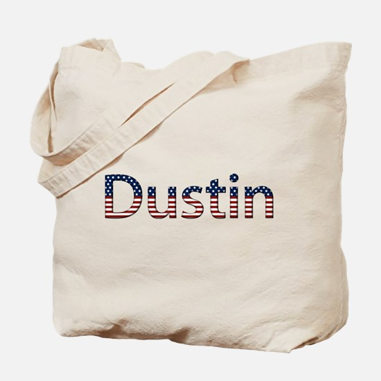 Dustin Stars and Stripes Tote Bag