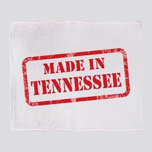 MADE IN TENNESSEE Throw Blanket