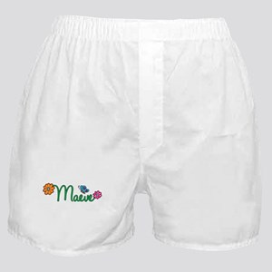 Maeve Flowers Boxer Shorts