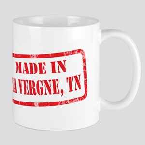 MADE IN LA VERGNE, TN Mug