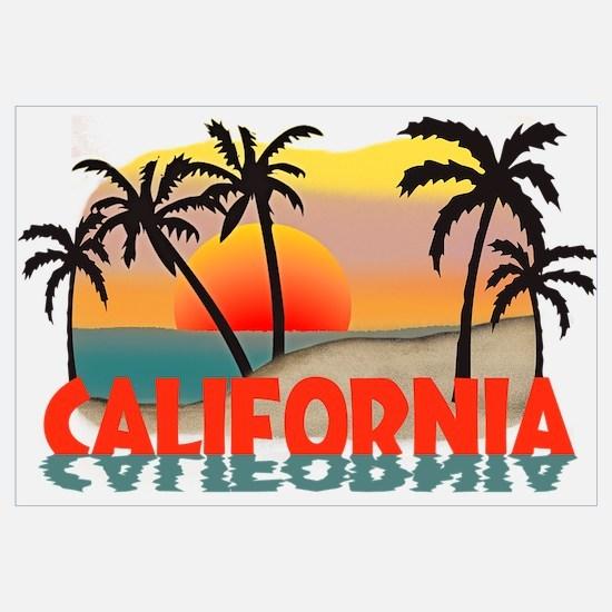 California Sunset Souvenir