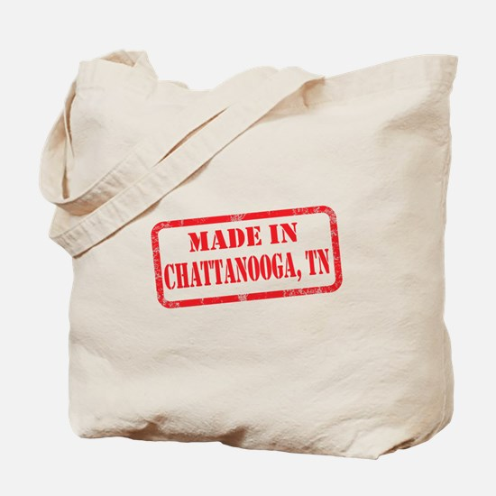MADE IN CHATTANOOGA, TN Tote Bag