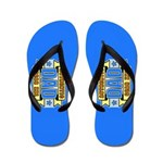 Authentic Dad Gear Flip Flops