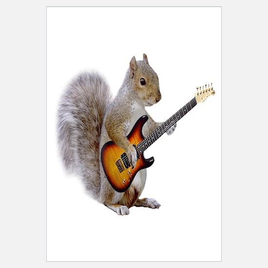 Squirrel Guitar