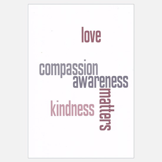 Cute Compassion Wall Art