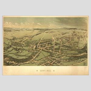 Antique US Maps Quincy, MA 18