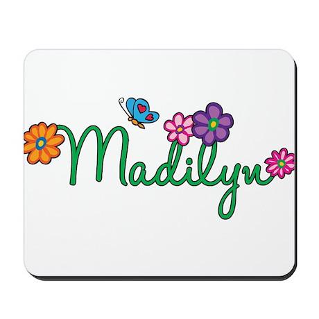 Madilyn Flowers Mousepad