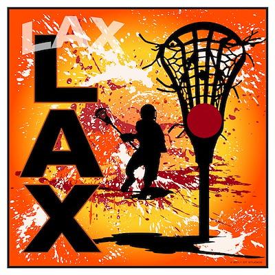 2011 Lacrosse 7 Poster